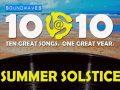 Soundwaves 10@10 #348 – Summer Solstice