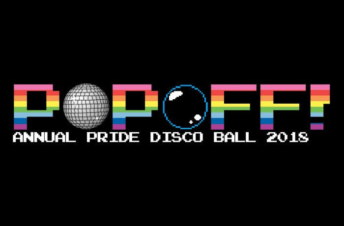 PopOff #18 – Annual Pride Disco Ball: 1998
