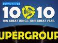 Soundwaves 10@10 #392 – Supergroups