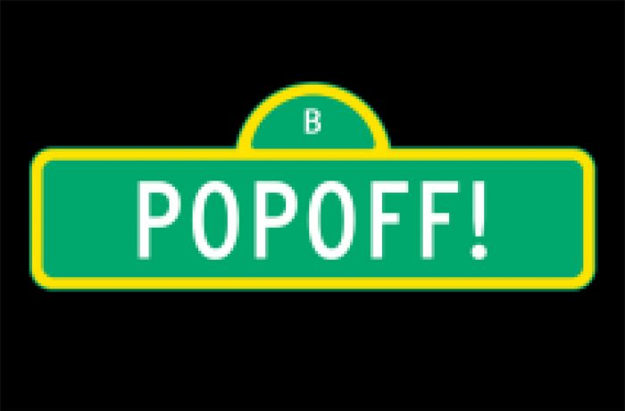 PopOff! #26: The Sound of the Letter B