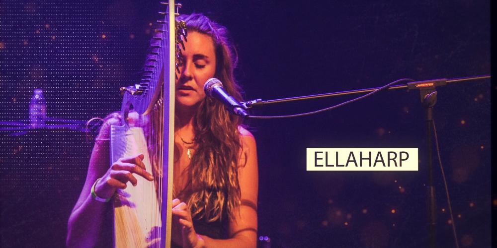 Soundwaves Xmas 2018: EllaHarp