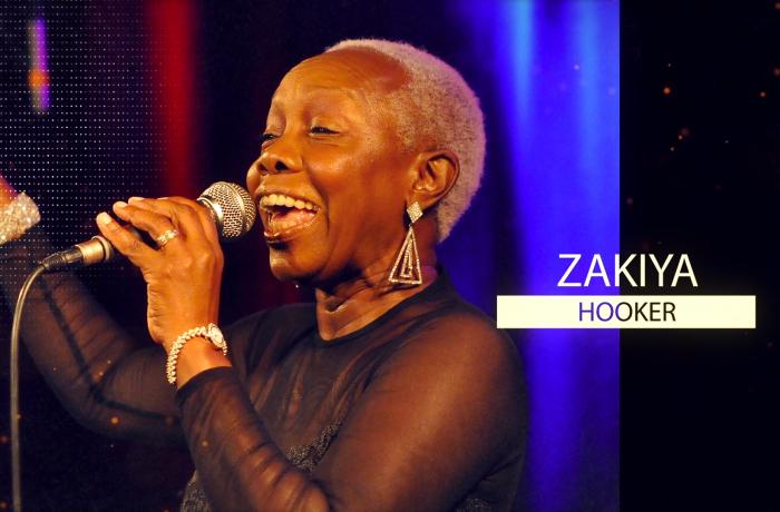 Soundwaves Xmas 2018: Zakiya Hooker