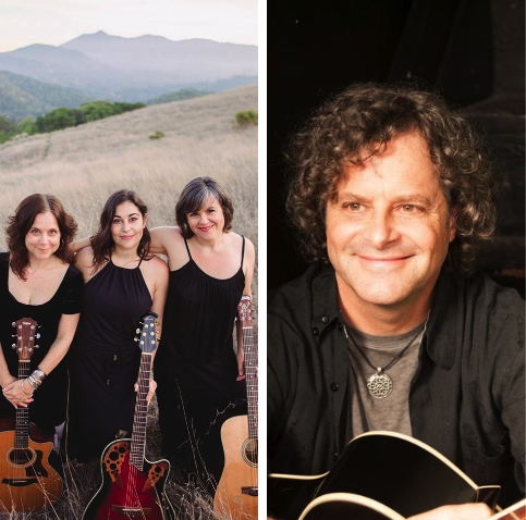 Renee & Irish Greg's Pop UP! Episode 43 – The Dolly Mamas and Rob Hotchkiss