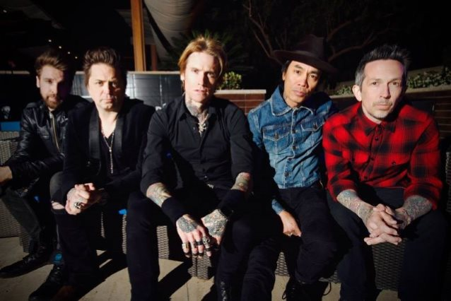 "Listen To Buckcherry's New Song ""Bent"""