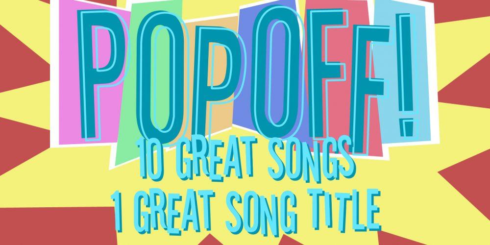 PopOff! Bonus Beats: 10 Great Songs, 1 Great Song Title: Albatross
