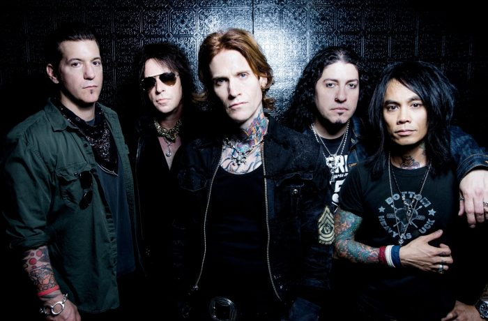 "Watch Buckcherry's new music video for ""Bent"""