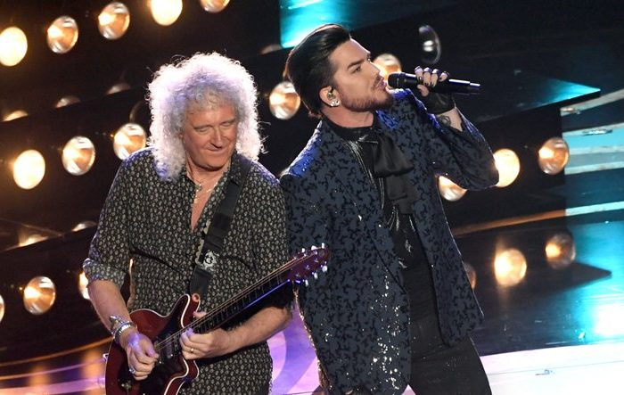 Watch Queen And Adam Lambert Open Up The 91st Academy Awards