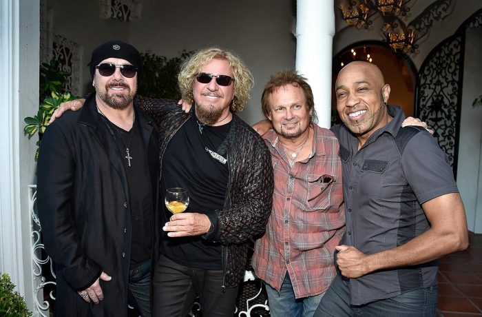 "Watch Sammy Hagar & The Circle's New Music Video For ""Trust Fund Baby"""
