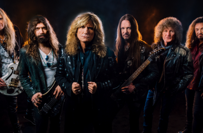 "Watch Whitesnake's new music video for ""Shut Up and Kiss Me"""