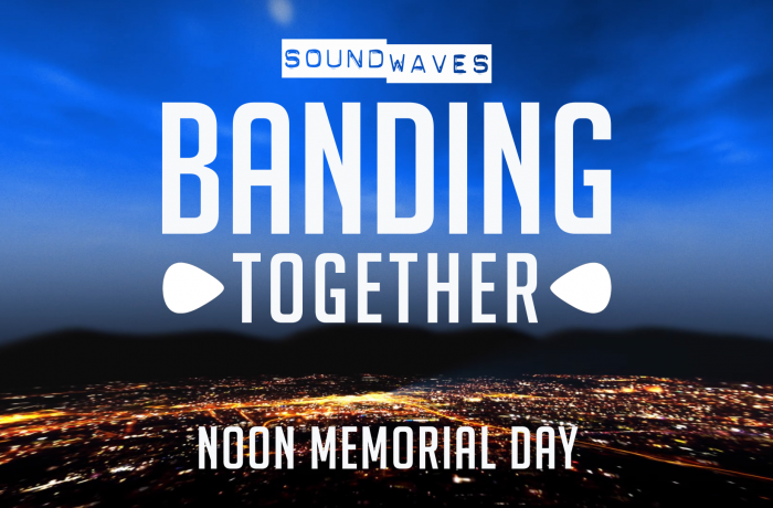 Announcing BANDING TOGETHER: Bay Area-based Virtual Concert set for Memorial Day
