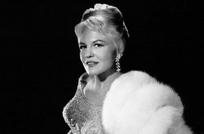 She Gives Me Fever: A love-note to Peggy Lee, one of the greatest singer/songwriters of the recording era