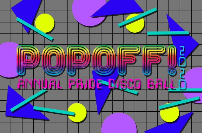 PopOff! #62: Pride Disco Ball 2020