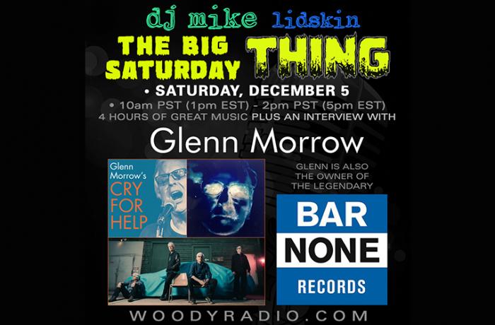 DJ Mike Show #170 – 12/5/2020: Glenn Morrow interview!