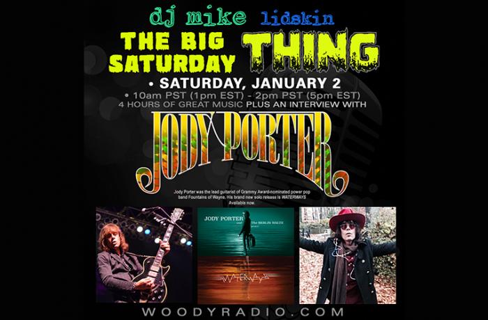 DJ Mike Show #178 – 1/2/2021: Jody Porter interview!