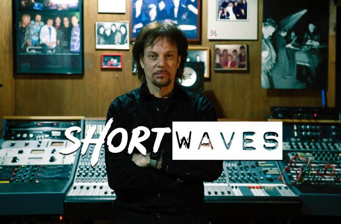 Shortwaves #2 – Robert Berry