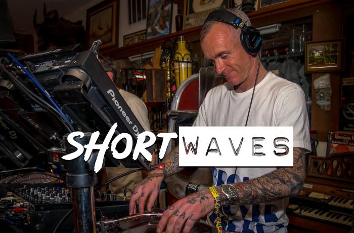 Shortwaves #3 – Mickey Darius and Broken Clover Records