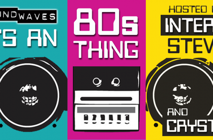 """It's An 80s Thing (an IA9T co-edition) –  """"Music + . . ."""" Marathon"""