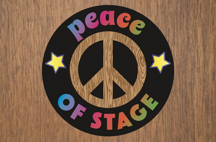 Enter to win a Peace of Stage Heart Locket or Engraved Key Chain