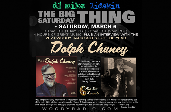 DJ Mike Show #196 – 3/6/2021: Dolph Chaney interview!