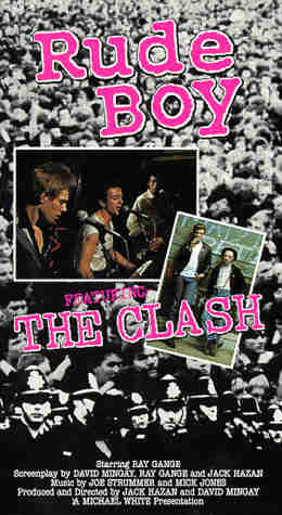 """ROCK FLIX: The Clash, """"I Fought the Law"""""""