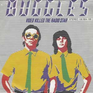 """ROCK FLIX: The Buggles, """"Video Killed the Radio Star"""""""