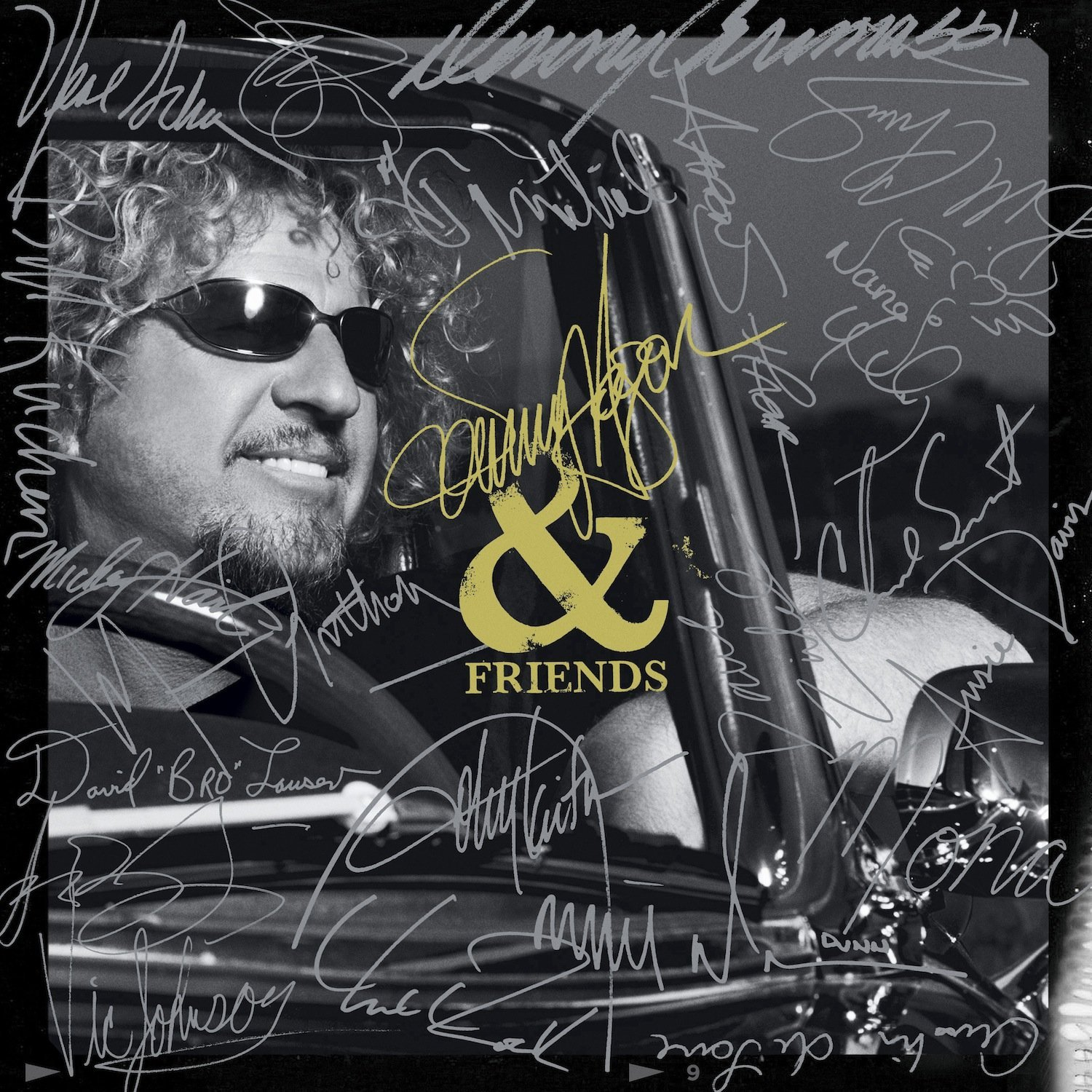 Hot album: Sammy Hagar & Friends