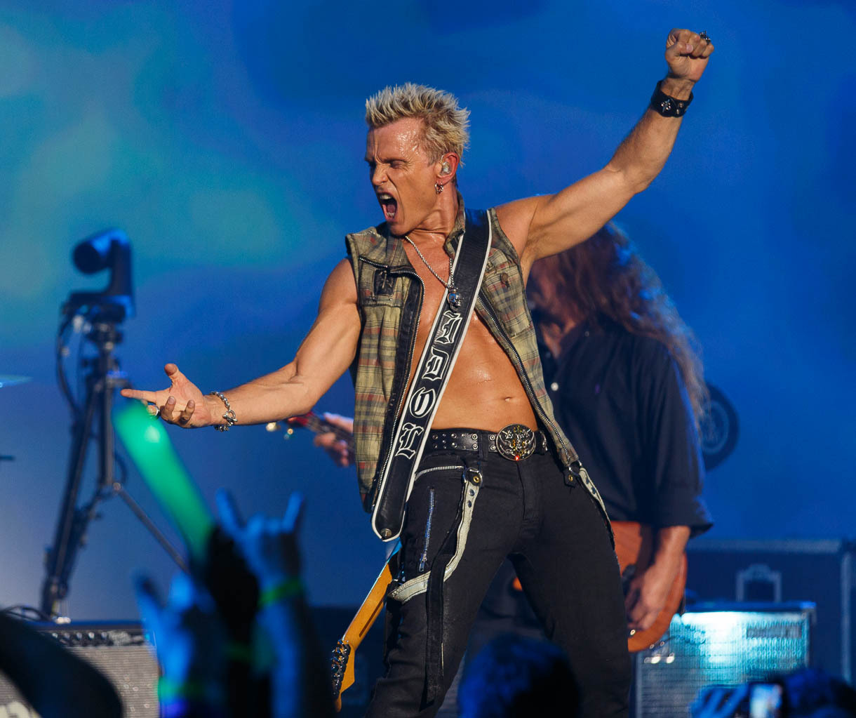 Save the Date! BILLY IDOL to perform at Rockbar December 11