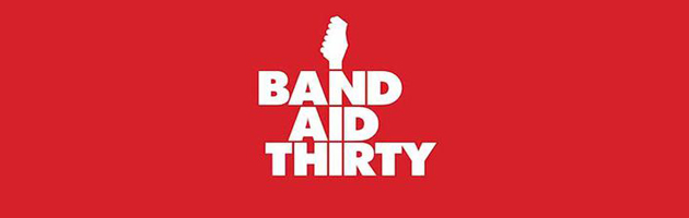 """Band Aid 30 premieres new version of """"Do They Know It's Christmas"""""""