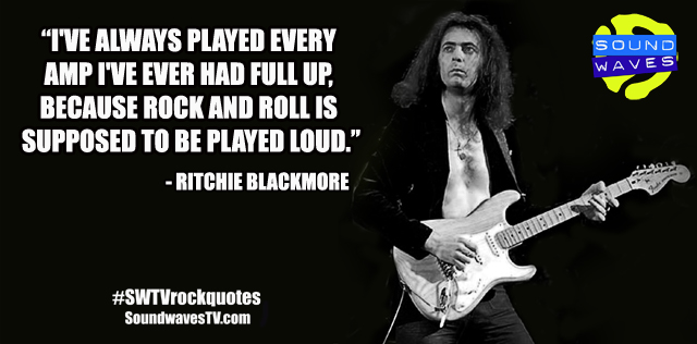 Rock Quotes: Ritchie Blackmore