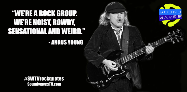 Rock Quotes: Angus Young