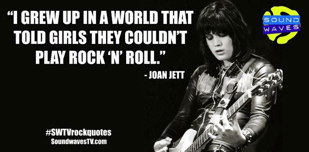 Rock Quotes: Joan Jett