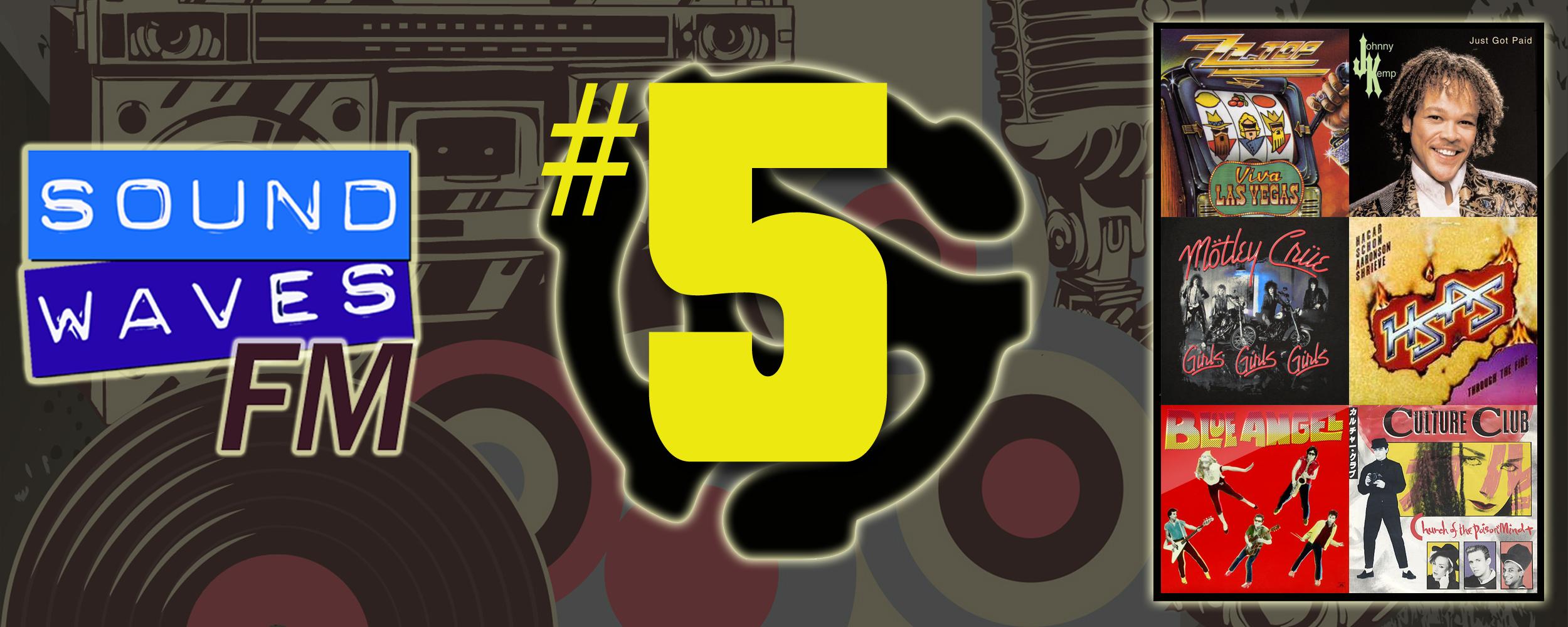 Soundwaves FM: Episode 5