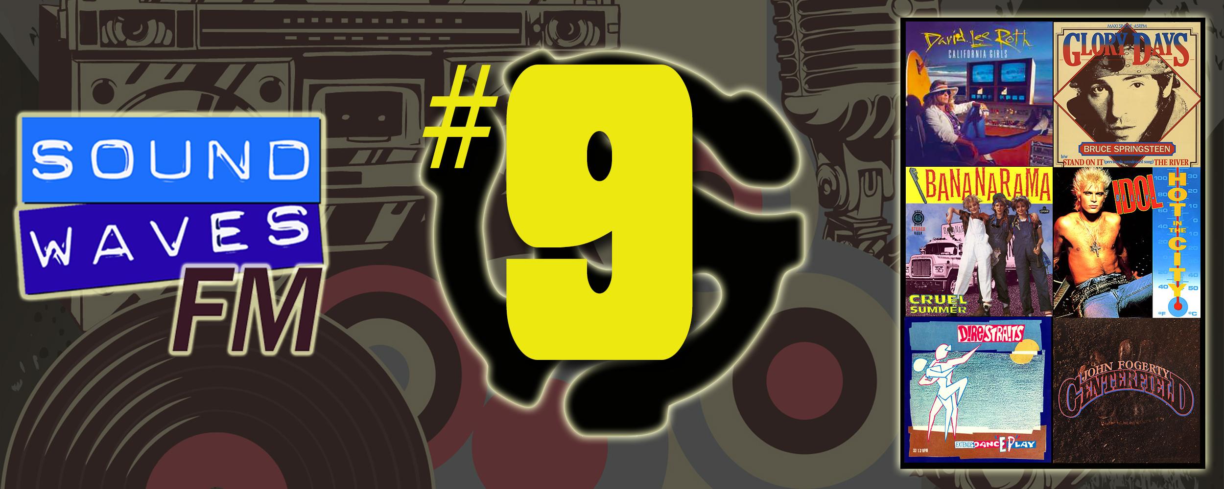 Soundwaves FM: Episode 9 – Summertime Blues