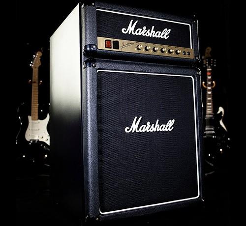 Marshall Amp Mini Fridge