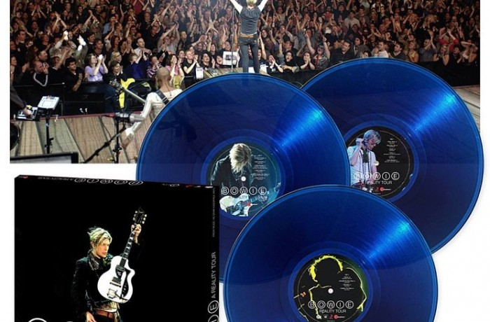 David Bowie's A Reality Tour to get vinyl release in June