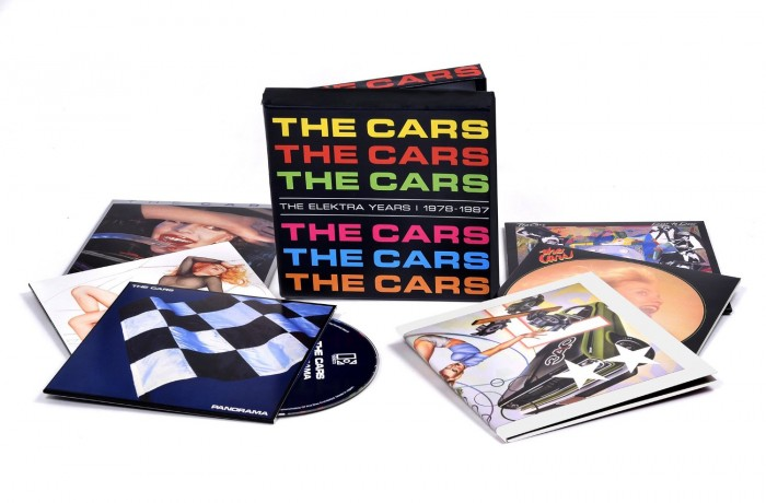 The Cars release remastered LP collection and hits package