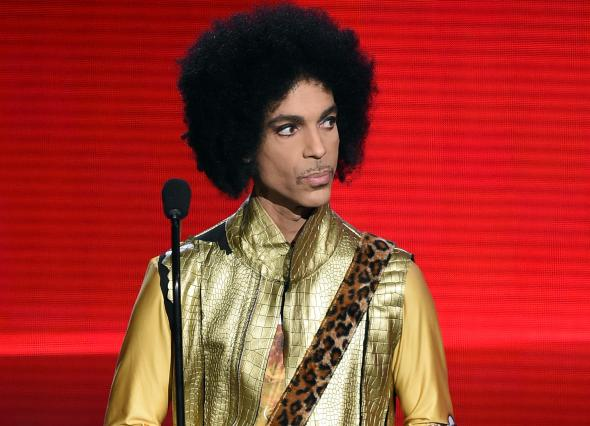 Legendary artist Prince dead at 57