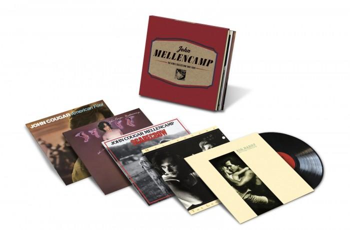 Five John Mellencamp Albums Set For 180-gram Vinyl Reissue On June 10