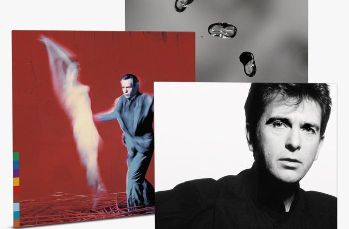 Peter Gabriel announces 180-gram half-speed vinyl remasters