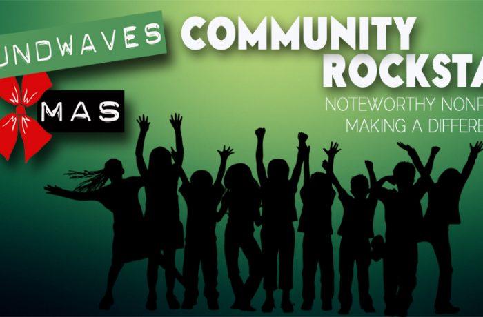 Soundwaves Xmas 2016: Community Rockstars