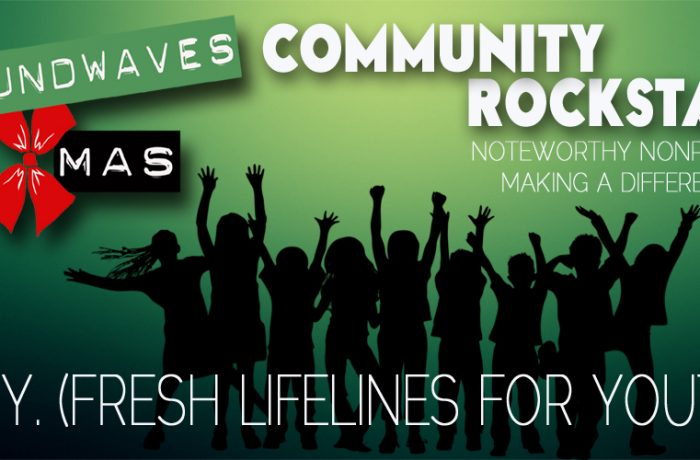 Soundwaves Xmas 2016: F.L.Y. Fresh Lifelines For Youth