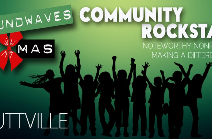 Soundwaves Xmas 2016: Muttville