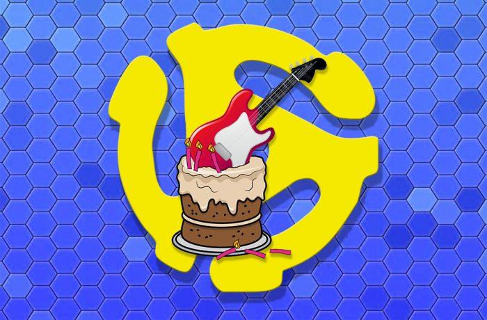 Happy Birthday, Soundwaves!