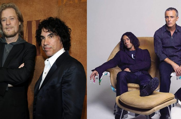 Hall and Oates + Tears For Fears Summer Tour Announced