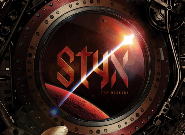 """Styx plots a """"Mission"""" to Mars for New Album"""