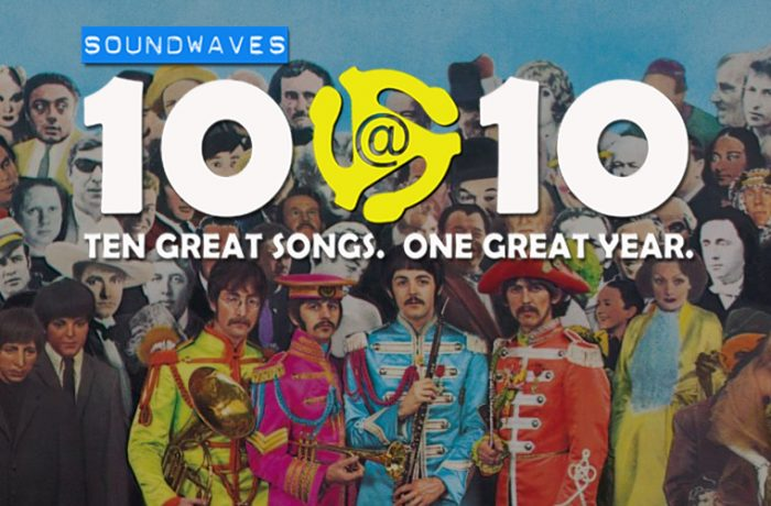 Soundwaves 10@10 #165: Sgt. Pepper Turns 50