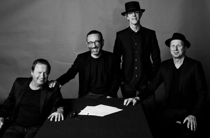 Police, Bowie, Level 42 and King Crimson alum form supergroup Gizmodrome