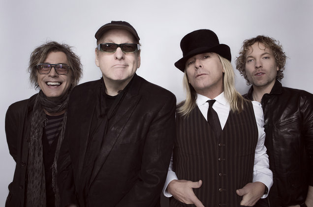 Cheap Trick to release Christmas Christmas on October 20th