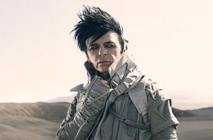 Gary Numan releases Savage: Songs From A Broken World