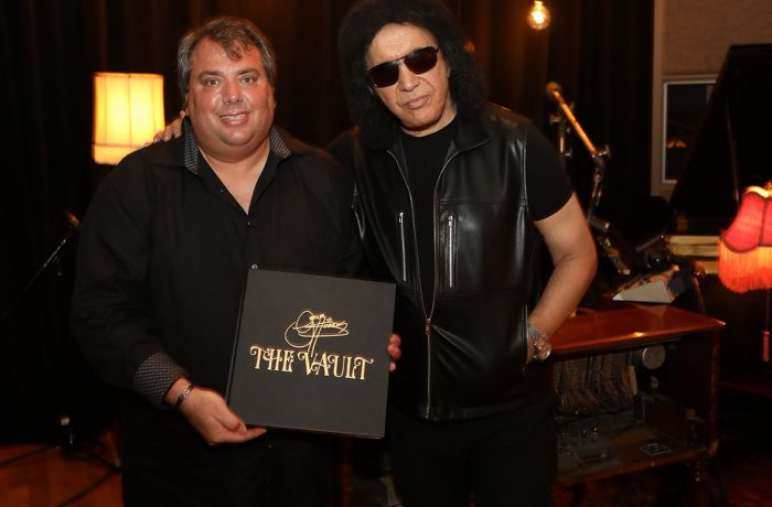 Gene Simmons will Personally Deliver his Box Set The Vault – For a Price!